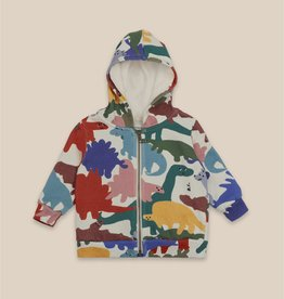 Bobo Choses - Dinos  Baby Hooded Sweatshirt