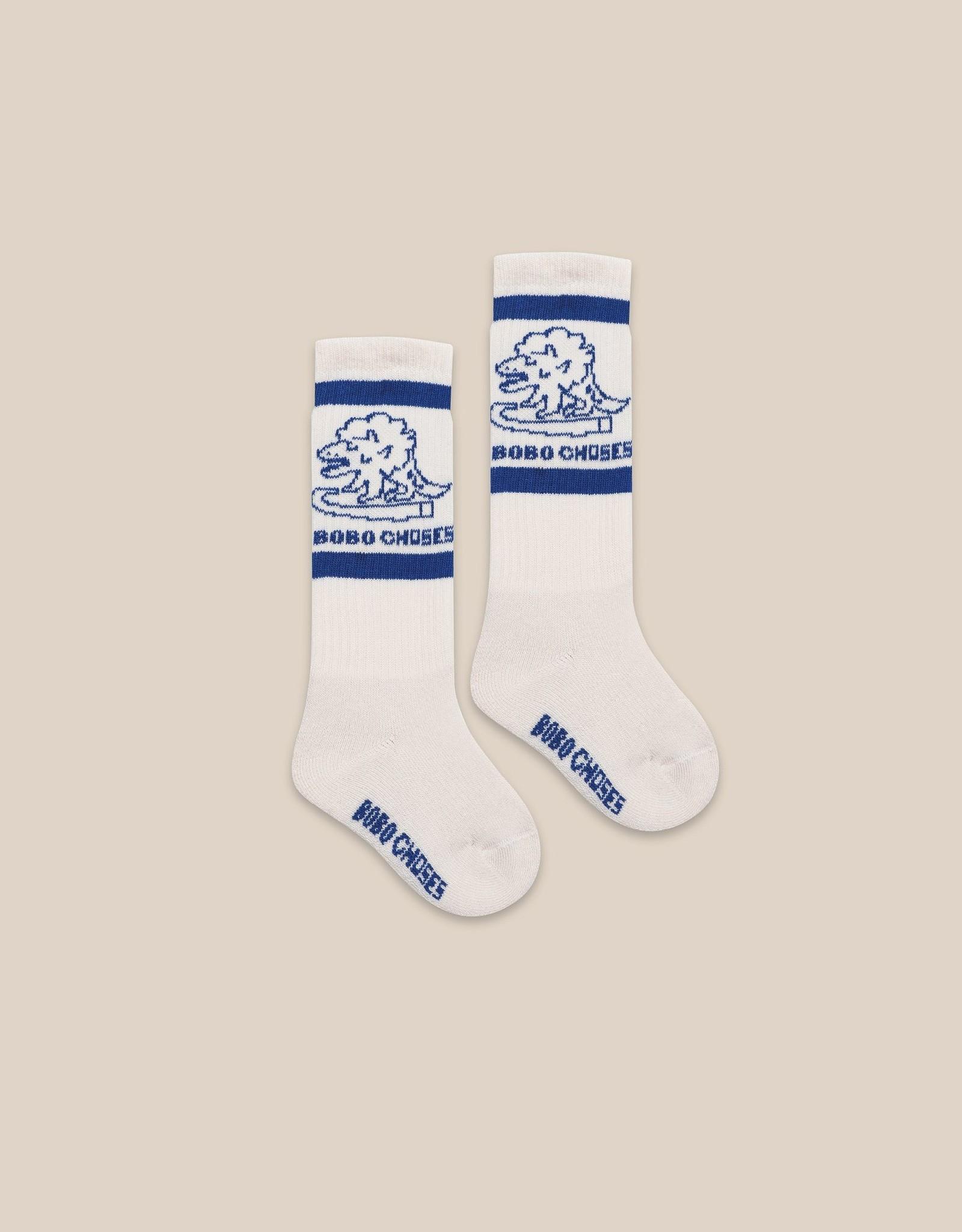 Bobo Choses - Dino Long Baby Socks