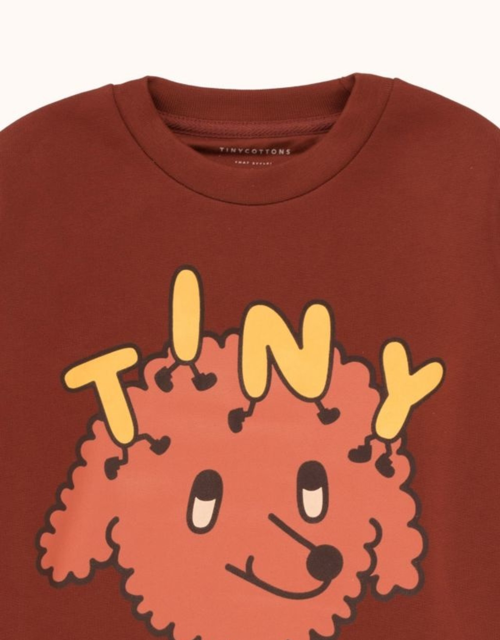 "Tinycottons ""Tiny Dog"" sweatshirt"