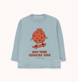 "Tinycottons T-shirt ""Cookie Ride"""