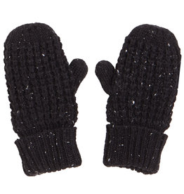 Miles Baby Waffle Knit Mittens