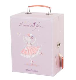 Mouse dancer suitcase