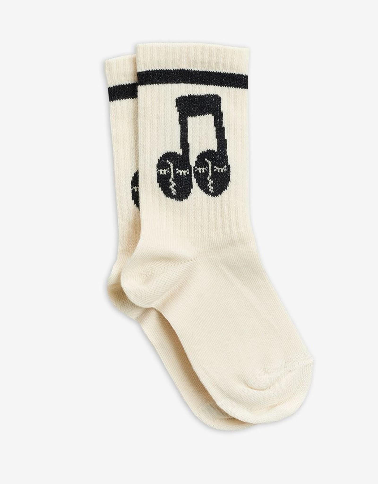 Mini Rodini Notes Socks