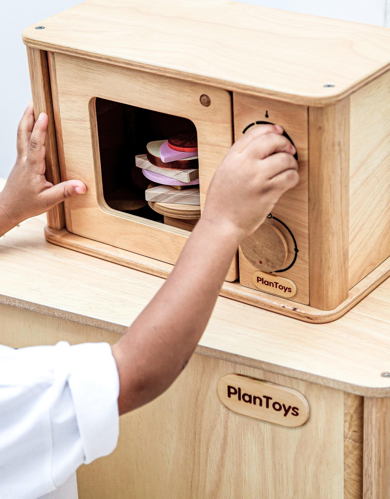 Plan Toys Micro-ondes