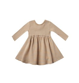 Quincy Mae Ribbed Dress