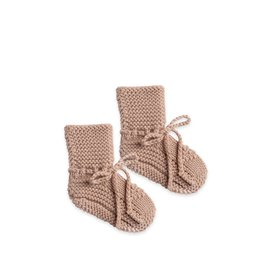 Quincy Mae Chaussons en tricot