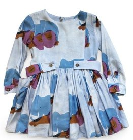 Morley May Elephant Dress