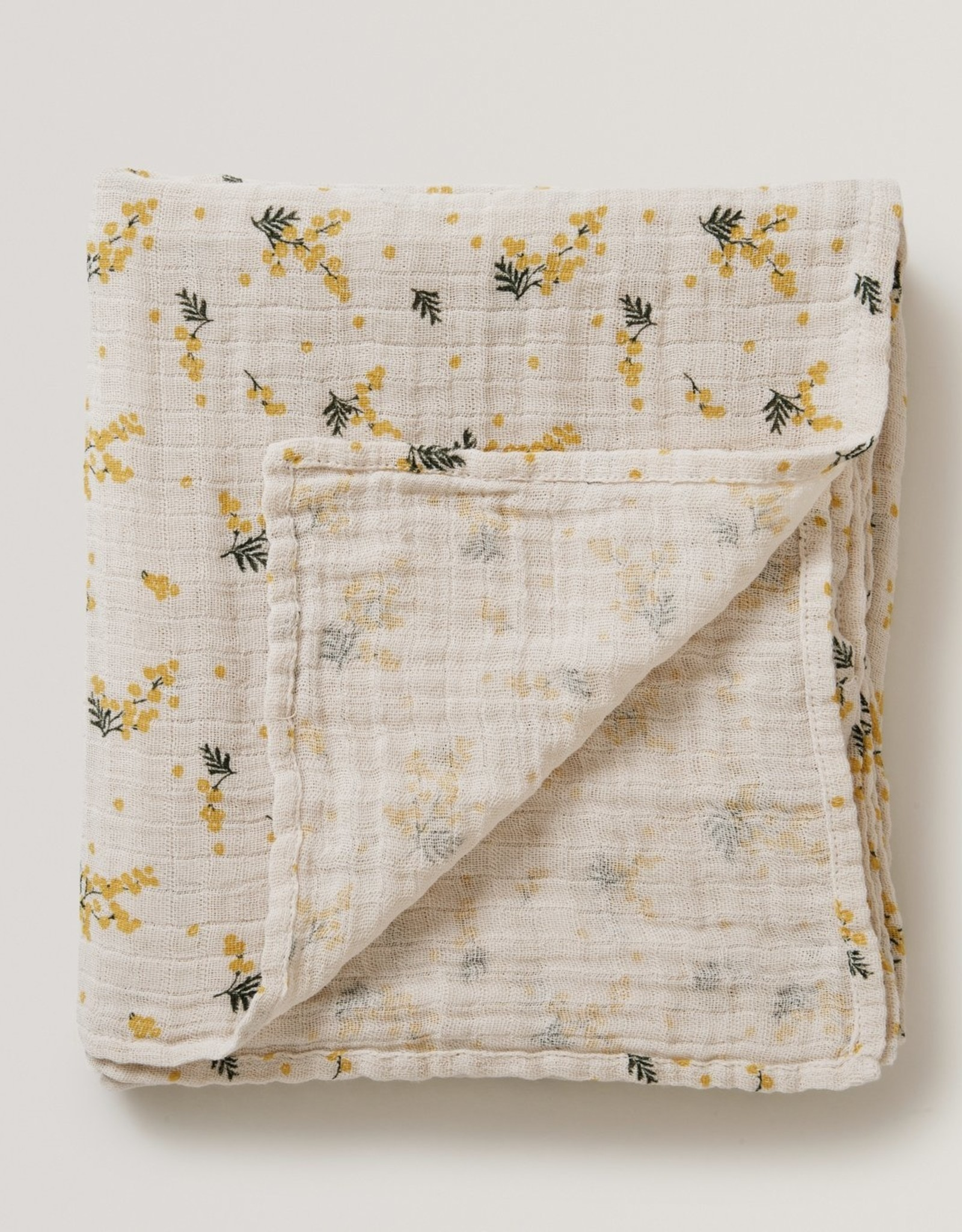 Garbo and friends Mimosa Muslin Swaddle
