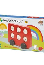 Tender leaf toys Happy London Bus