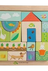 Tender leaf toys Garden Patch Puzzle