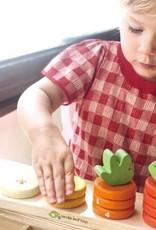 Tender leaf toys Compter les carottes