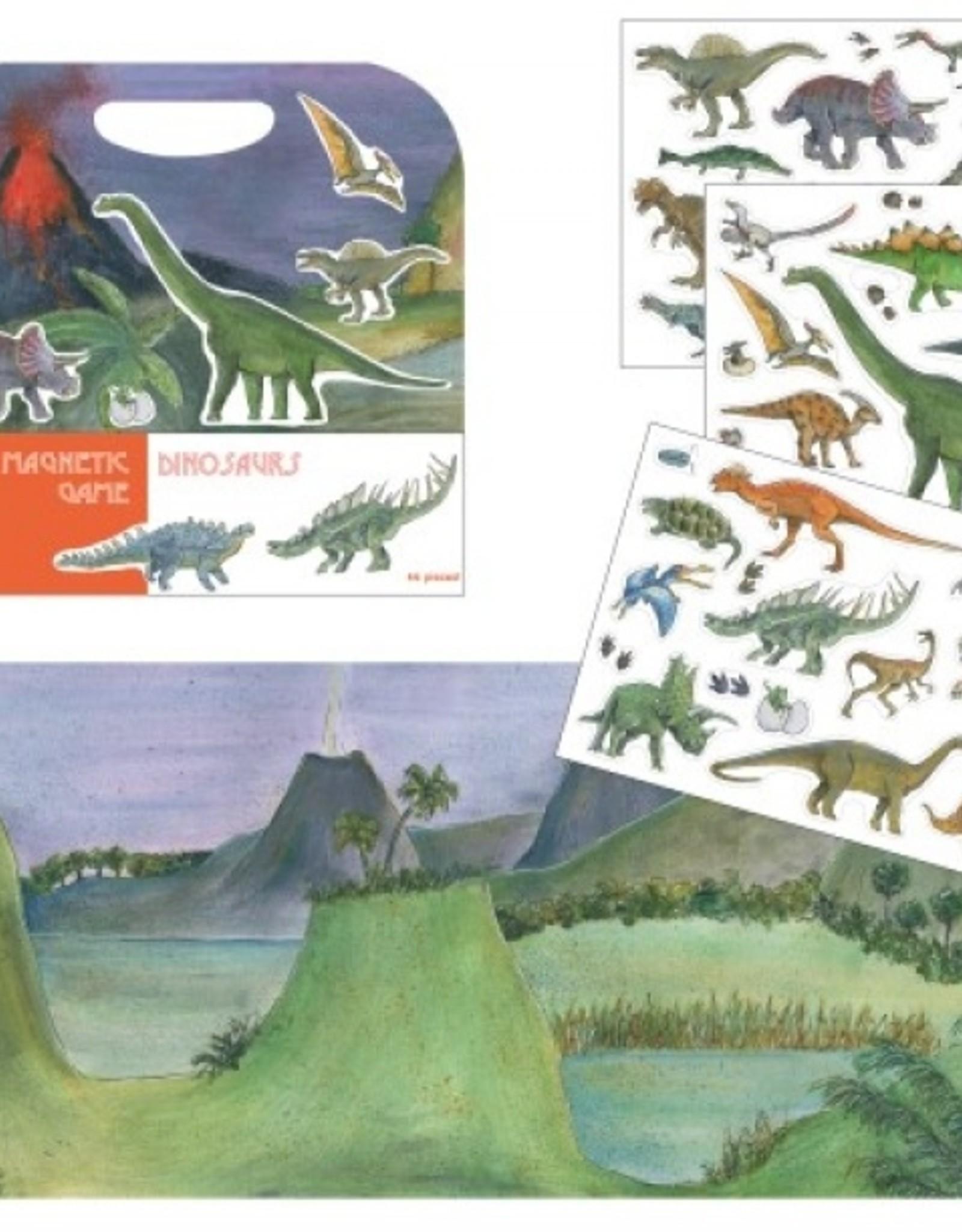 Egmont Magnetic Game Dinosaur