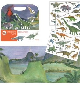Egmont Magnetic Game Dinosaur