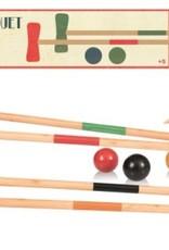 Egmont Croquet Game