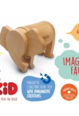 Le Kkid Imaginary Fauna - Elephant
