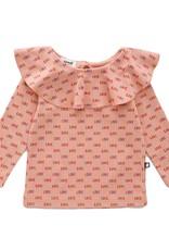 Ruffle Collar Shirt