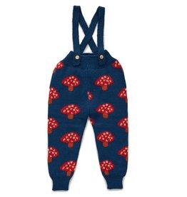 Oeuf Double Suspender Pants