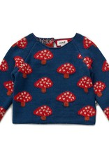 Double Raglan Sweater