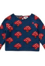 Oeuf Double Raglan Sweater