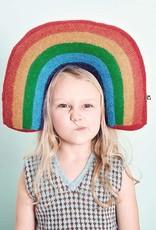 Oeuf Rainbow Shaped Pillow