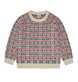 Fub Jaquard Sweater