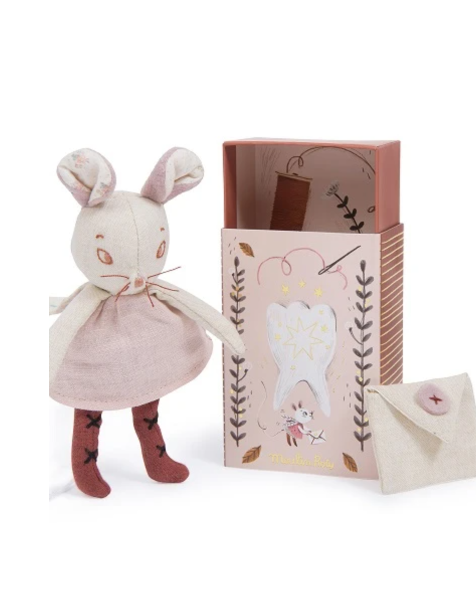 Moulin Roty Tooth Fairy Box Set