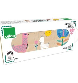 Vilac Mother-baby Puzzles