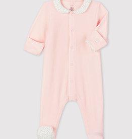 Petit Bateau Pyjama à col