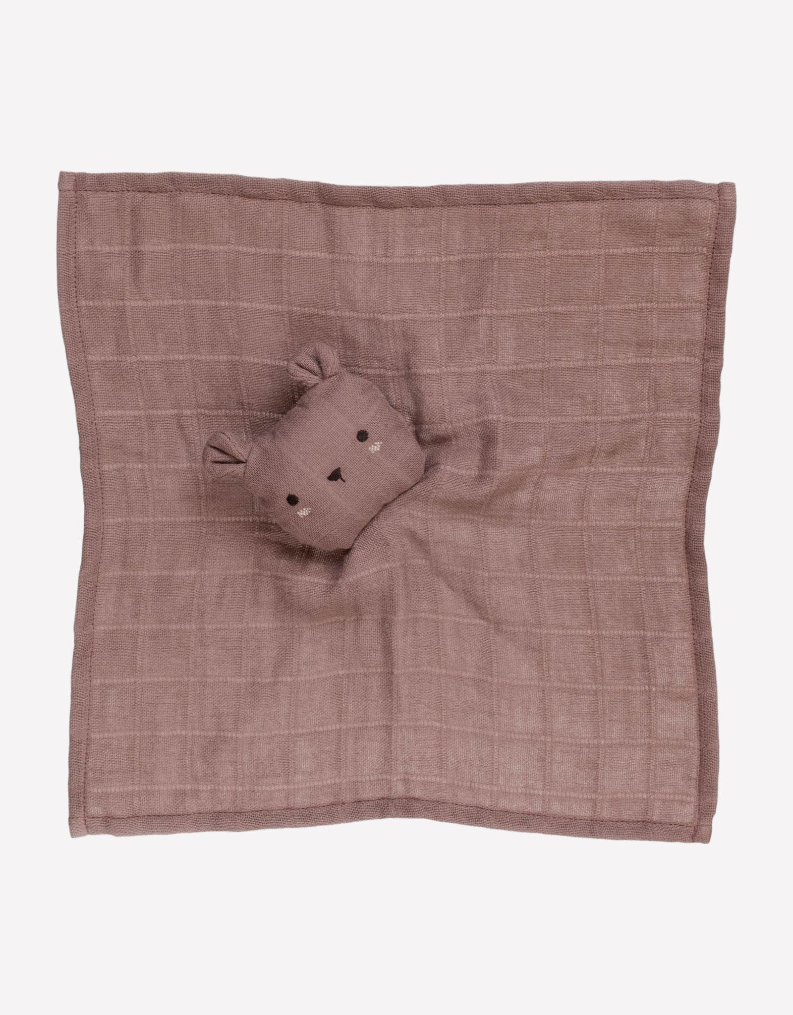 Main Sauvage Cuddle Cloth Teddy