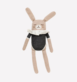 Main Sauvage Grand Doudou Lapin