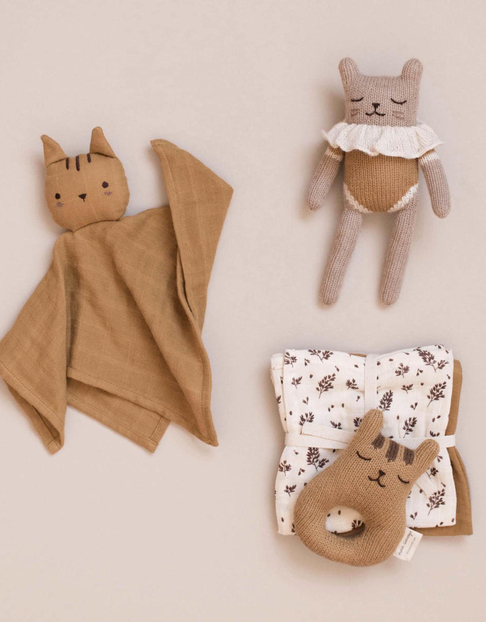 Main Sauvage Kitten Knit Toy