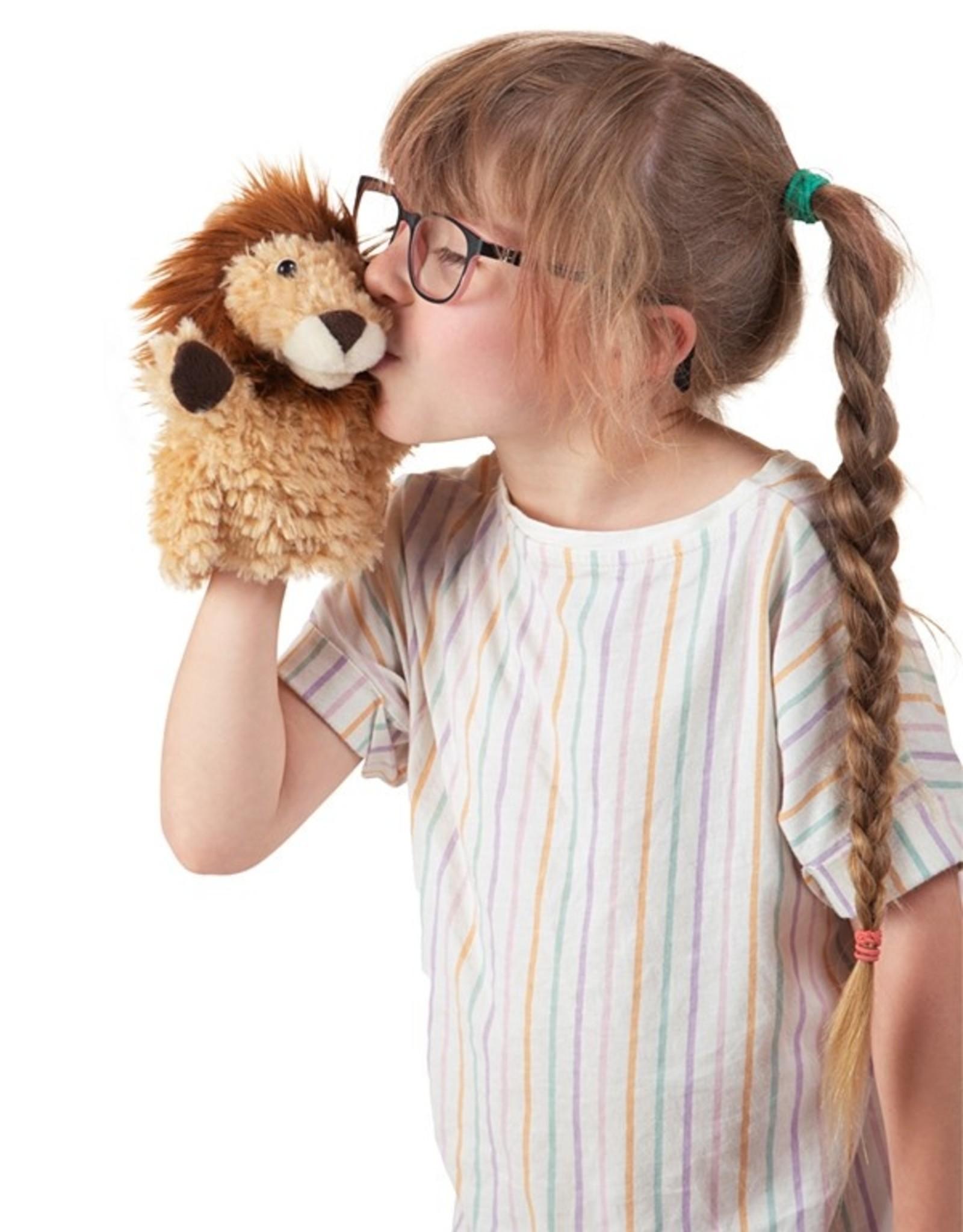 Folkmanis Marionnette Petit Lion