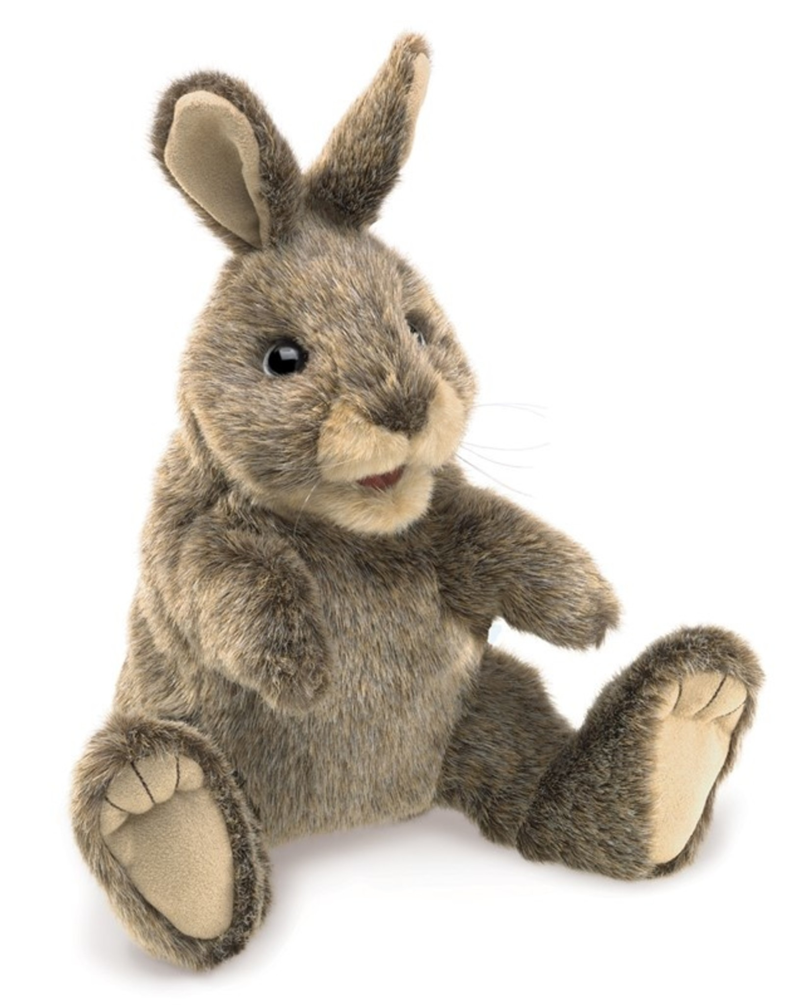 Folkmanis Cottontail Rabbit Puppet