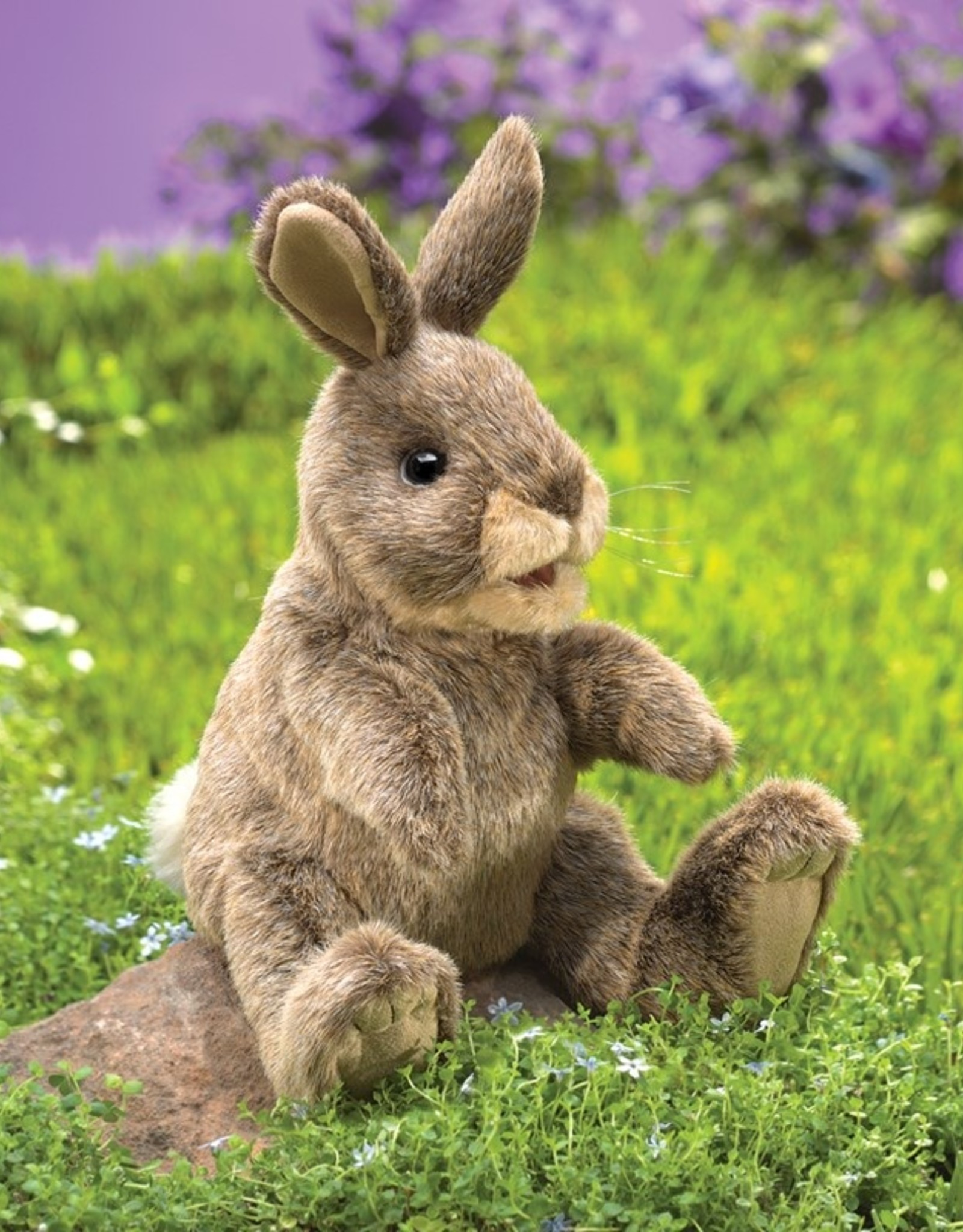 Folkmanis Marionnette Lapin Cottontail