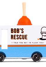 candylab Camion de plombier Bob's rescue