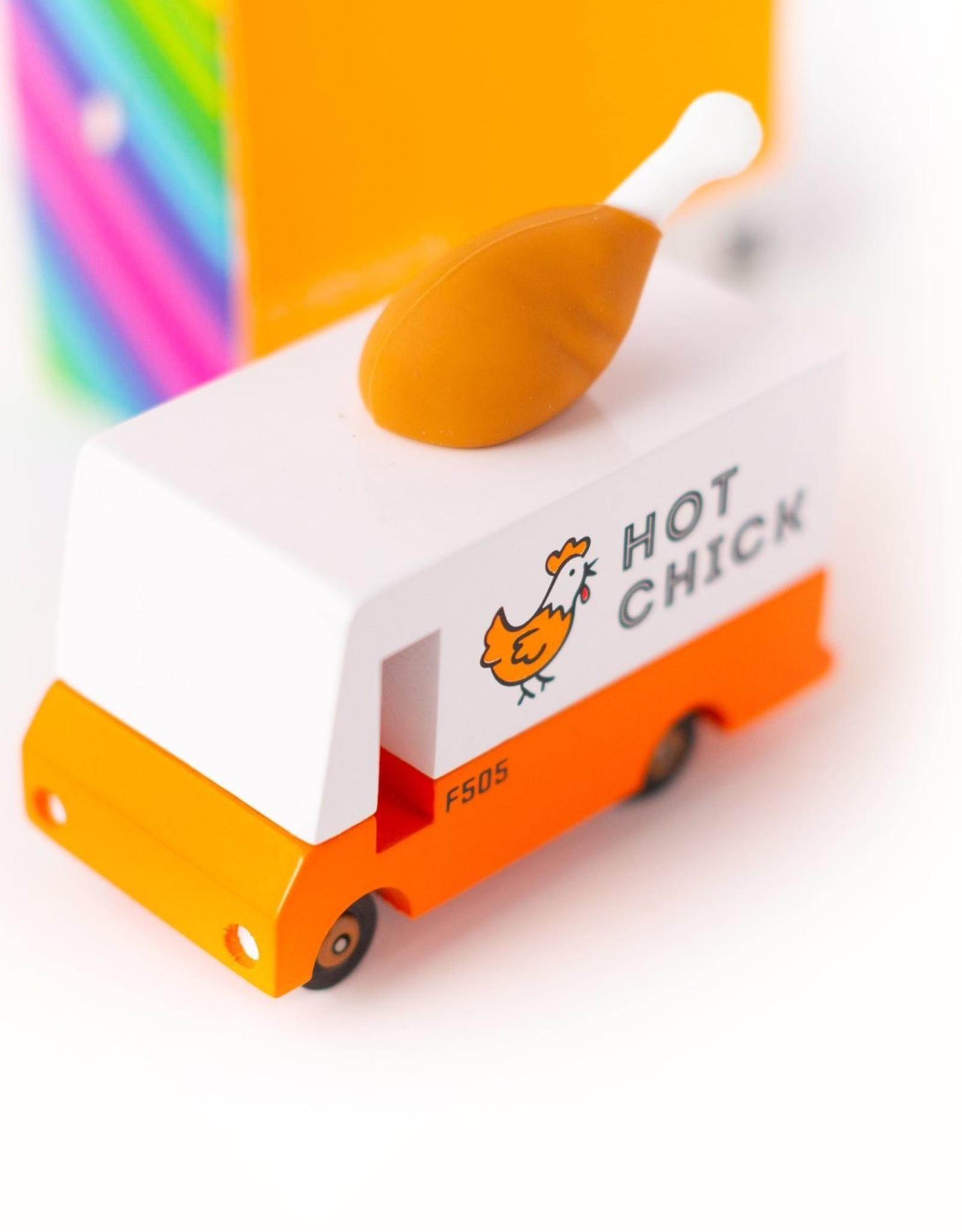 candylab Fried Chicken Van