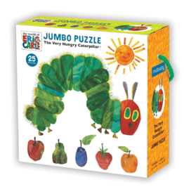 Mudpuppy The Very Hungry Caterpillar Jumbo Puzzle