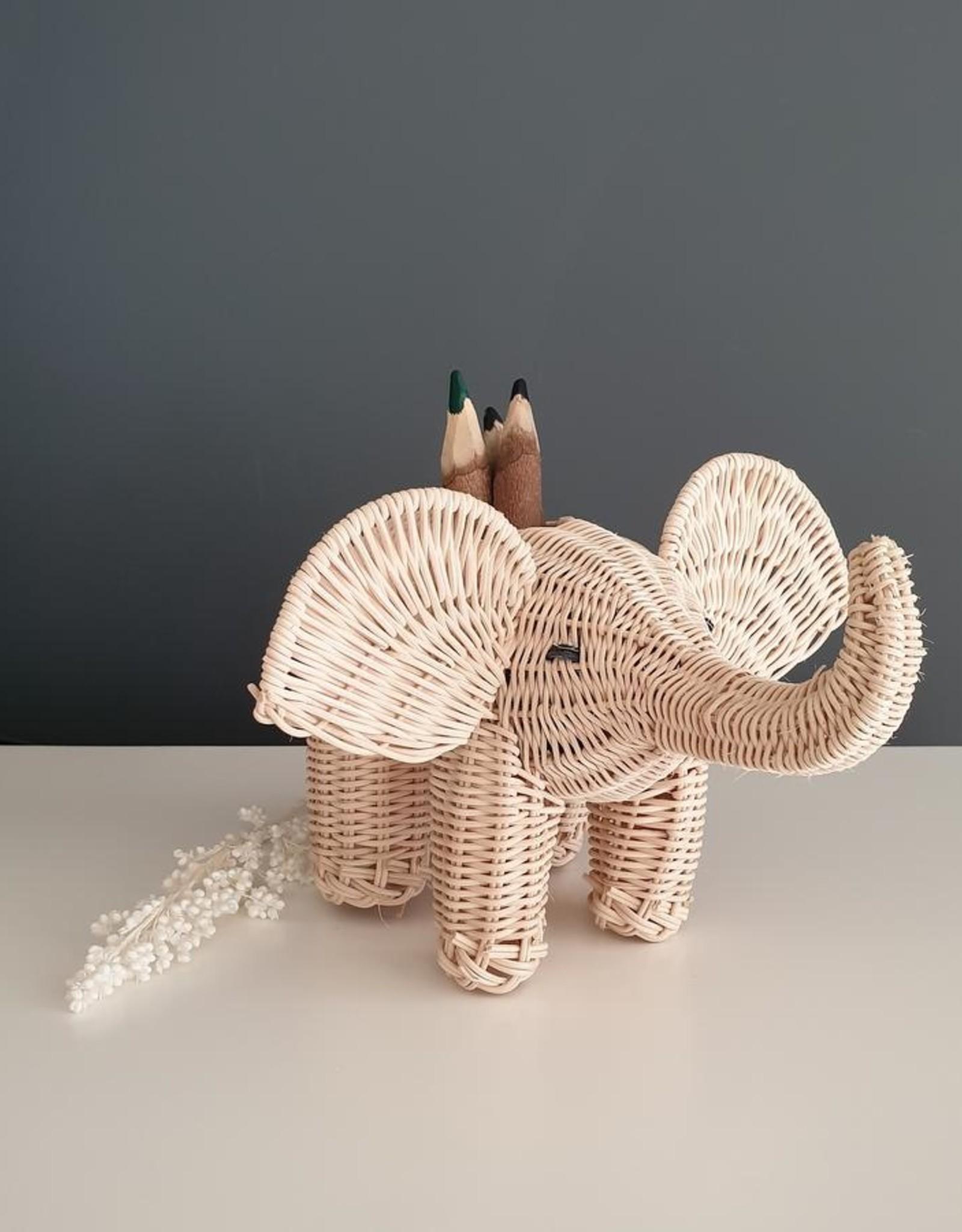 Coconeh Pencil Holder Elephant Nestor