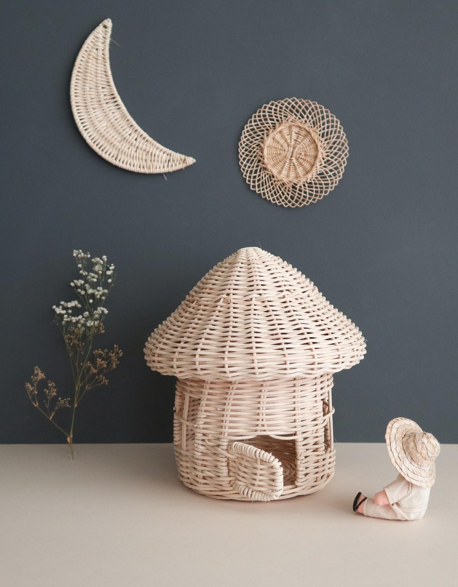 Coconeh Mushroom House