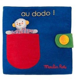 Moulin Roty Popipop Book Au Dodo