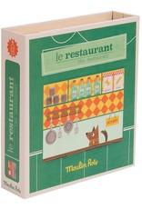 Moulin Roty Coffret métier Le Restaurant