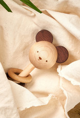 Oioiooi Nice to Michu Baby Rattle