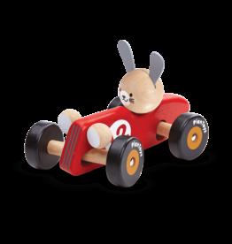 Plan Toys Auto de course Lapin