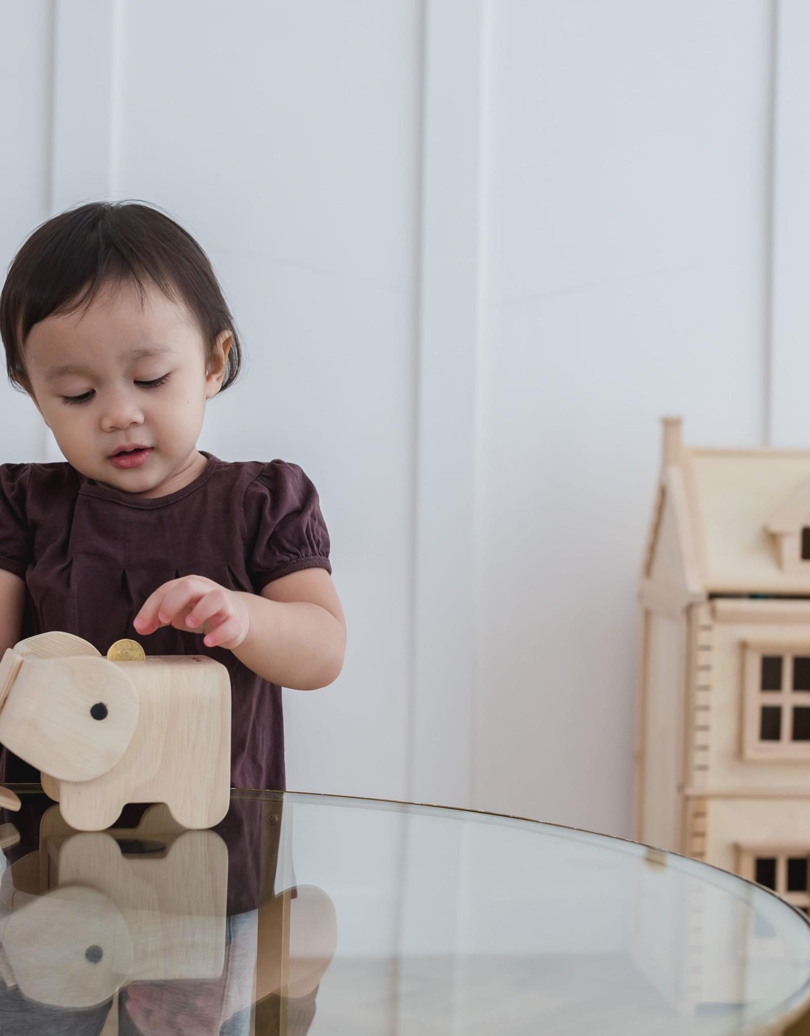 Plan Toys Tirelire Éléphant