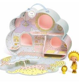 Djeco Tinyly Sunny and Mia's House