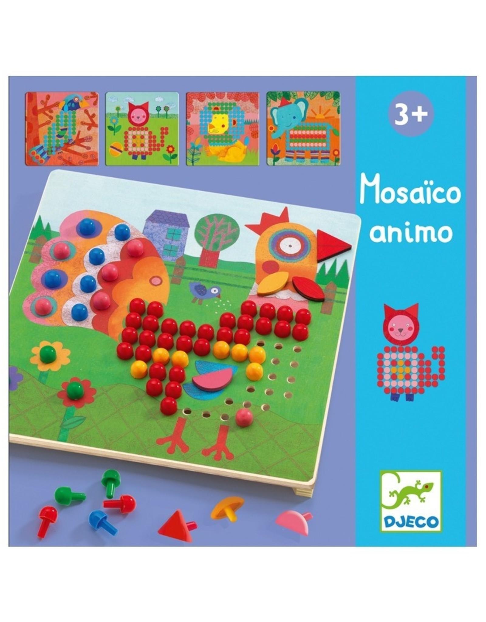 Djeco Mosaïco Animo