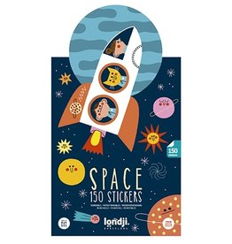Londji Space Stickers