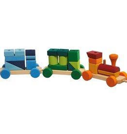Gluckskafer Train de formes empilables