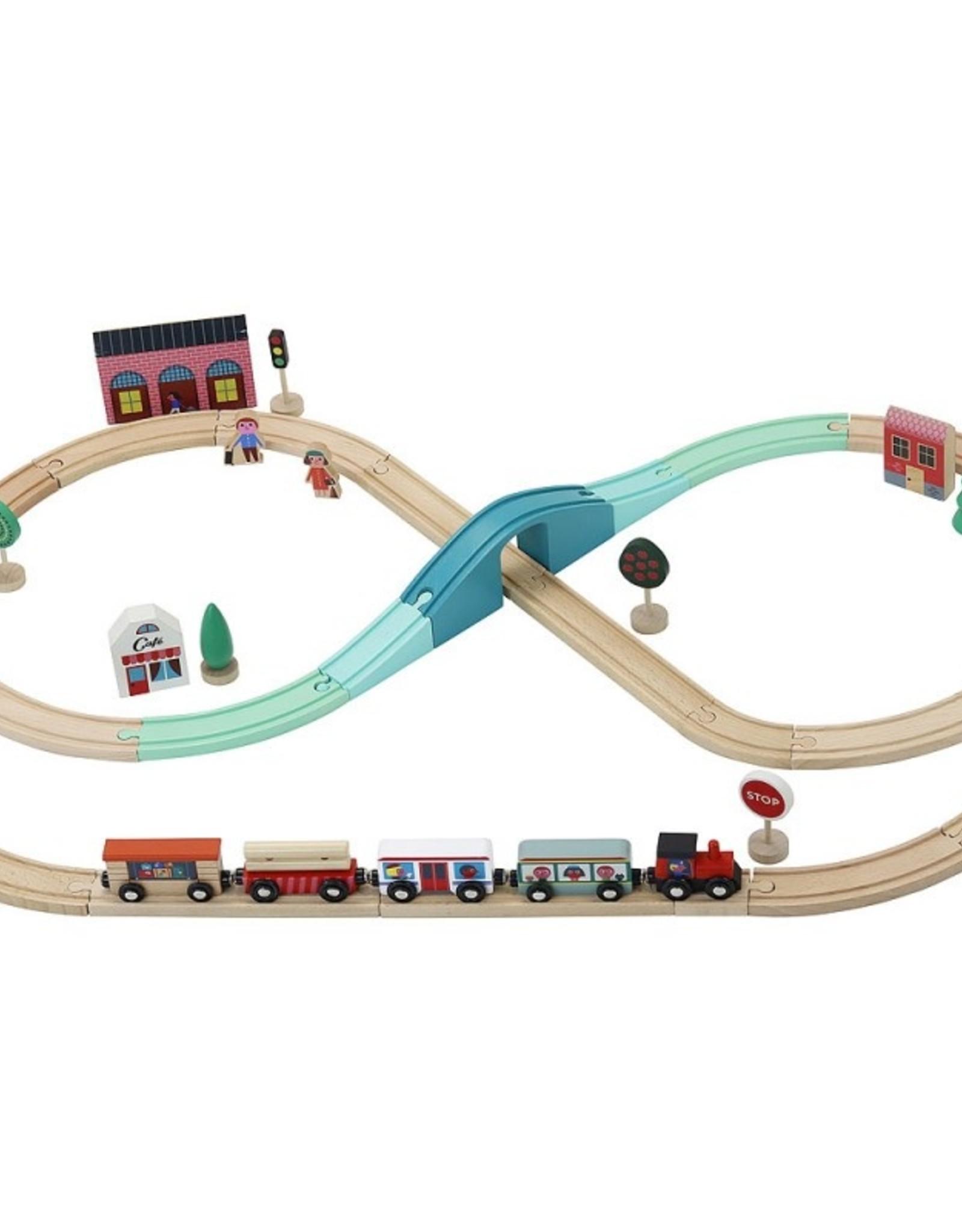 Vilac Grand Express Train circuit