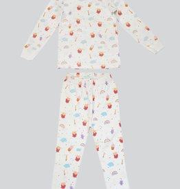Dodo Banana Pyjama Frites et Milkshakes
